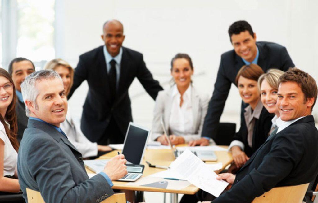 شخصیت شناسی در جلسه کاری